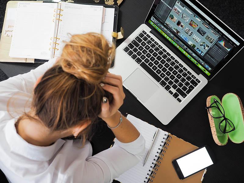 10 erreurs à éviter à la création d'une entreprise en ligne